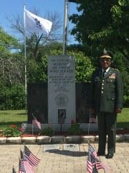 Lincoln Cemetery War Memorial