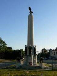 Meridien World War Memorial