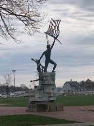 Veterans Memorial - Norwalk
