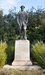 Pershing Statue in Golden Gate Park