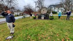 Port Jervis World War I Monument