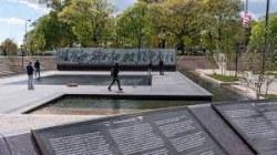 National World War I Memorial at Pershing Park