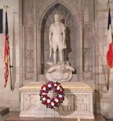 Norman Prince Tomb and Statue