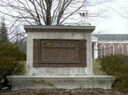 War Memorial Monument - Ridgefield