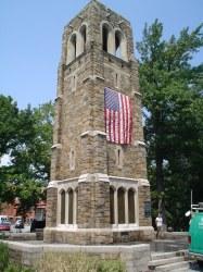 Kingsbridge War Memorial Bell Tower
