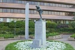 Veterans Monument - Stamford