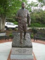 Corporal Freddie Stowers Memorial