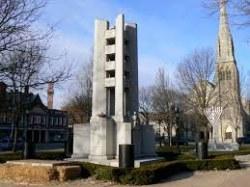 Waterbury Veterans Memorial