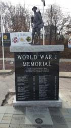 Lackawanna County World War I Memorial