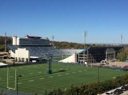 Memorial Stadium at Kansas University