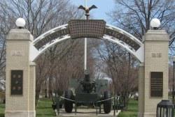 Williamsville WW1 Arch
