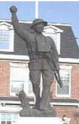 Spirit of the American Doughboy, Chambersburg, Pennsylvania