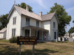 Gen. John J. Pershing Boyhood Home State Historic Site