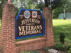 Jefferson County Veterans Memorial