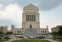 The Indiana World War Memorial