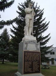 Nanton Cenotaph