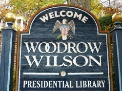 The Woodrow Wilson Presidential Library
