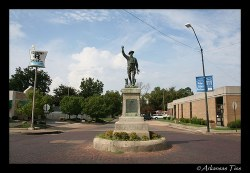 Spirit of the American Doughboy, Helena, AR