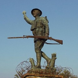 Spirit of the American Doughboy, Fort Smith, Arkansas