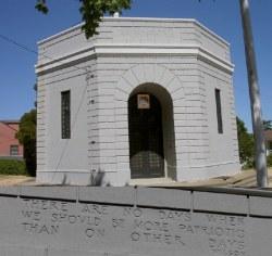 Veterans' Memorial and Meeting Hall