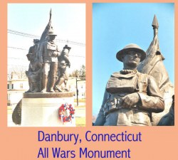 Doughboy All Wars Monument