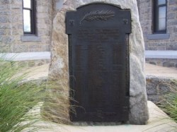 Harford County WWI Memorial