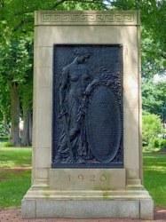 St. John's College WWI Memorial