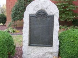 Worcester County WWI Memorial