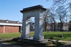 Canton – World War Memorial Arch