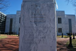 Pickens Co. -- Memorial Monument