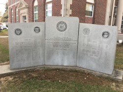 Atkinson Co. — Pearson — All Wars Memorial
