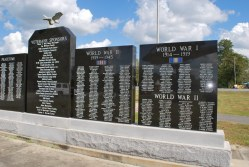 Bacon Co. - Alma - Veterans Wall of Honor