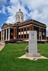 Barrow Co. – Winder – Historic Courthouse Monument