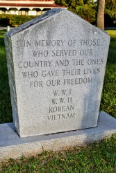 Brantley Co. - Nahunta - Memorial