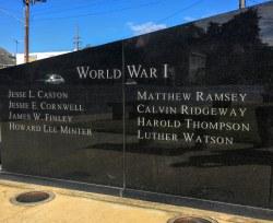 Butts Co. - Jackson –  Jackson Veterans Memorial Park
