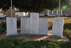 Candler Co - Metter - War Memorial