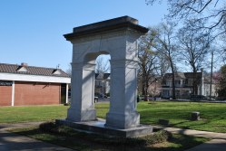 Cherokee Co. - Canton - Brown Park WW1 Memorial
