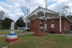 Baldwin Co - Milledgeville - Shiloh Baptist Church - Colored Soldiers Memorial