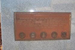 Crisp Co. - Cordele - Courthouse Plaque