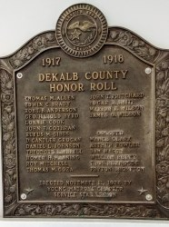 DeKalb County - Decatur - Honor Roll