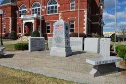 Monroe Co - Forsyth - War Memorial