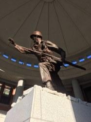 Fort Benning -- National Infantry Museum