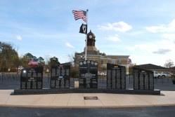 Jeff Davis Co. -- All Wars Memorial