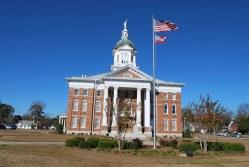 Jenkins County — Millen — War Memorial