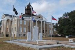 Irwin Co. Veteran's Memorial - Ocilla