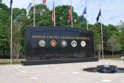 Oconee Co. - Watkinsville - Oconee County Veterans Memorial