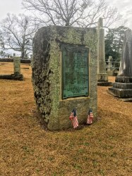 Clarke Co. - Athens - Oconee Hill Monument
