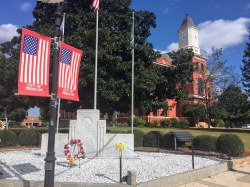 Pike Co. – Zebulon – Veterans Memorial
