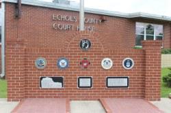 Echols Co. - Statenville - Veterans Wall