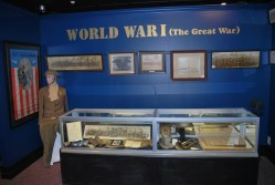 Toccoa — Stephens Co. — Currahee Military Museum
